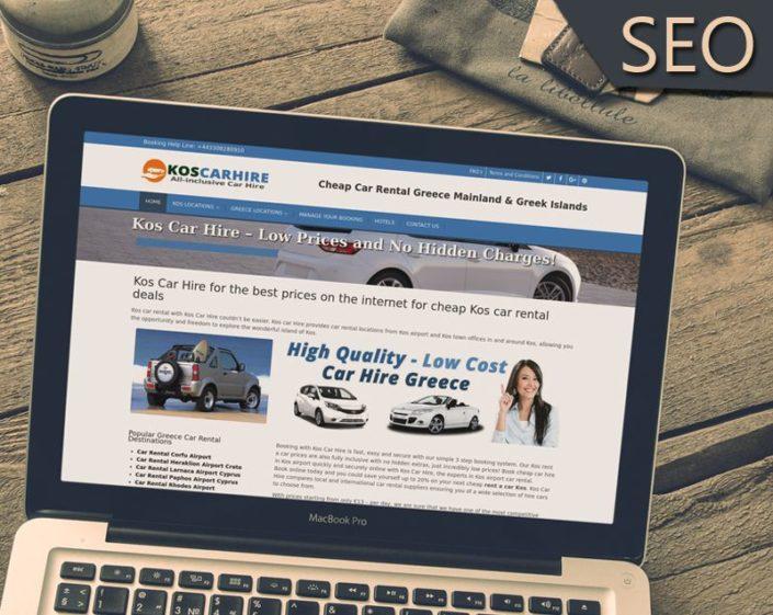 onewebx koscarhire seo online marketing google page rank 1 silo architecture optimization