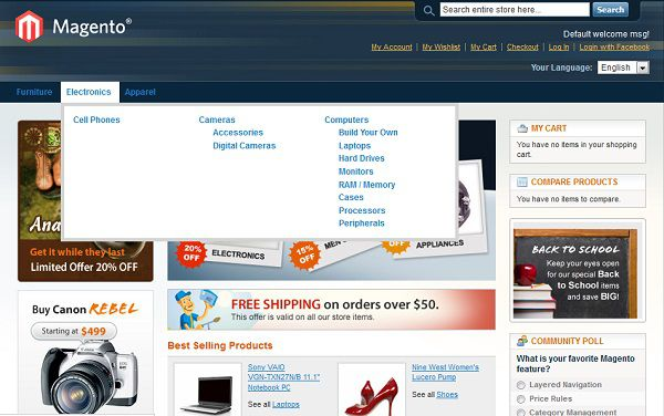 exploded menu top 7 magento extensions onewebx ecommerce texas us