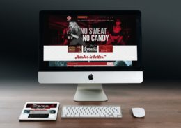 onewebx hardcandyfitness web development wordpress joomla india outsourcing